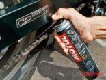 Як змащувати ланцюг у велосипеді