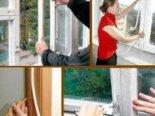 Нові методи утеплення старих вікон
