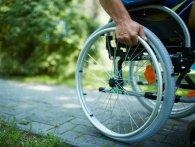 Іноземець поскаржився, що Луцьк не пристосований для інвалідів