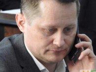 По Луцьку розклеїли оголошення про продаж землі з телефоном депутата
