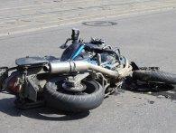 Мотоцикліст загинув, врізавшись в електроопору