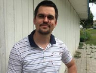 У поліції заявили, що побиття активіста Андрія Д'яченка було фіктивним