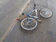 У Луцьку велосипедист потрапив під колеса автомобіля