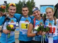4 медалі здобули українці на Чемпіонаті світу з біатлону