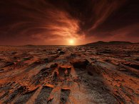 Вчені розповіли, чому Марс перестав бути схожим на Землю