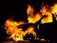 У Луцьку спалили авто одного з начальників поліції