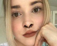 Новий модний тренд: волохатий ніс