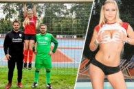 Порно-зірка стала спонсором німецького футбольного клубу