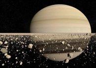 Вчені розгадали загадку кілець Сатурна