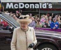 Хто з монархів має власний McDonald's?