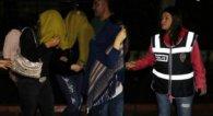 У Туреччині через підозру в проституції затримали 5 українок (відео)