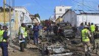 Подвійний теракт в столиці Сомалі, десятки загиблих та поранених