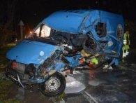 Українець загинув у ДТП у Словаччині, ще троє осіб травмовано (відео)