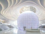 Як виглядає найкрутіша бібліотека у світі: ефектні фото