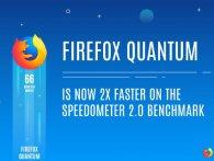 Mozilla випустила швидкий браузер Firefox Quantum