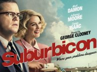 «Субурбікон»:  у прокат виходить новий фільм Джорджа Клуні (відео)