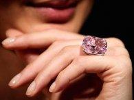 Один із найбільших діамантів не змогли продати на аукціоні