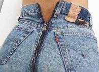 Застібни мене ззаду: нова модель джинсів шокує світ (фото)