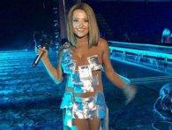 «Голе» плаття Могилевської викликало фурор у Мережі (відео)