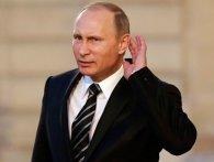Путіна на прес-конференції назвали бабаєм, а йому привиділось «бай-бай»