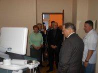 Унікальне лікувально-діагностичне відділення відкрили у Волинській обласній лікарні (фото)