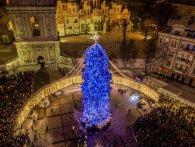 Столична новорічна красуня обійшлася майже у 3 мільйони гривень (фото)