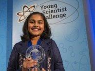 12-річна дівчинка-вундеркінд стала наймолодшим ученим
