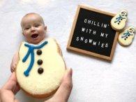 Новий святковий тренд: діти-пряники (фото)