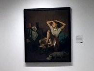 Секс-скандал у музеї: чи залишать картину з дівчинкою із розставленими ногами?