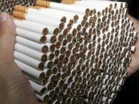 Більше як на 100 тисяч гривень українець вивозив контрабандних цигарок (відео)