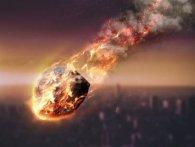 Падіння метеорита зафіксували численні відеокамери (відео)