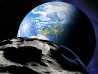 До Землі несеться астероїд розміром з хмарочос (відео)