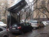 Москву накрило стихійне лихо: є жертви та постраждалі (відео)