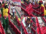 Сенегальські вболівальники на ЧС прибрали за собою стадіон (відео)