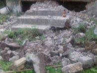 На Франківщині сім'я у себе під ґанком знайшла гадюче царство (фото)