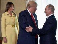 Меланія Трамп після рукостискання з Путіним відчула справжній жах (відео)