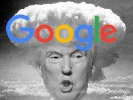 Google думає що Дональд Трамп - «idiot» (відео)