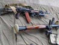 Волинські військові показали унікальну зброю (фото)