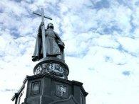 28 липня - свято Володимира Великого та День Хрещення Київської Русі