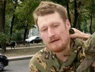 В «ДНР» «сепар» напав на російського журналіста в прямому ефірі (відео)