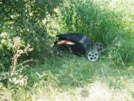 Під Києвом знайшли валізу зі шматками жіночого тіла