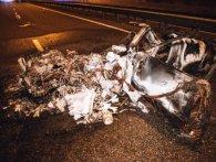 Смертельну ДТП на Київщині порівняли з авіакатастрофою (відео)