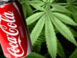 Завжди Coca-Cola: у популярний напій додадуть марихуану
