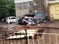 У Львові негода наробила лиха (фото, відео)