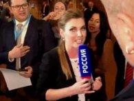 Українські делегати ПАРЄ затролили російську пропагандистку в прямому ефірі (відео)
