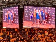 Перші перемоги українців на Іграх нескорених: два золота (відео)