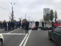 Київ застиг через транспортну блокаду: вимоги мітингарів, які перекрили шосе