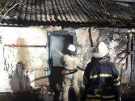 На Київщині двоє маленьких дітей згоріли заживо