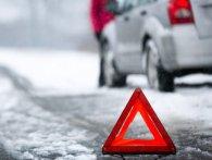 До зими не готові: у Києві через негоду сотні ДТП