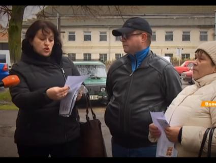 Конфлікт волинян з газовиками: лічильники порозривало з вини комунальників, а платити заставляють людей (відео)